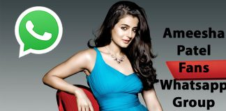 Ameesha Patel Fans Whatsapp Group Link