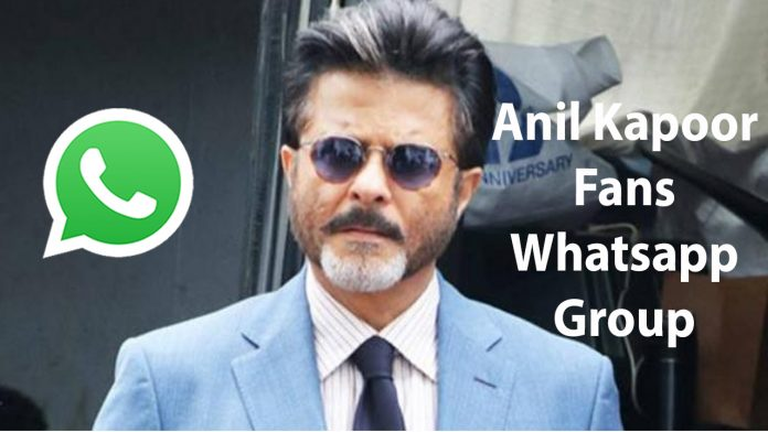 Anil Kapoor Fans Whatsapp Group Link