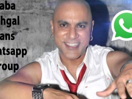 Baba Sehgal Fans Whatsapp Group Link