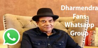 Dharmendra Fans Whatsapp Group Link