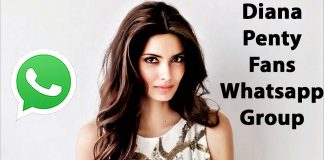 Diana Penty Fans Whatsapp Group Link
