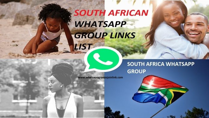 Join 100+ SOUTH AFRICAN WHATSAPP GROUP LINK