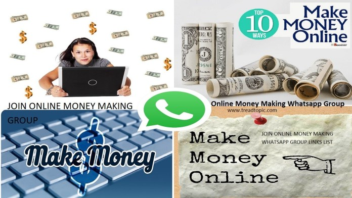 Join 223+ Make Money With Android WhatsApp Group Links List 2020
