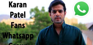 Karan Patel Fans Whatsapp Group Link