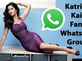 Katrina Kaif Fans Whatsapp Group Link