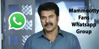Mammootty Fans Whatsapp Group Link