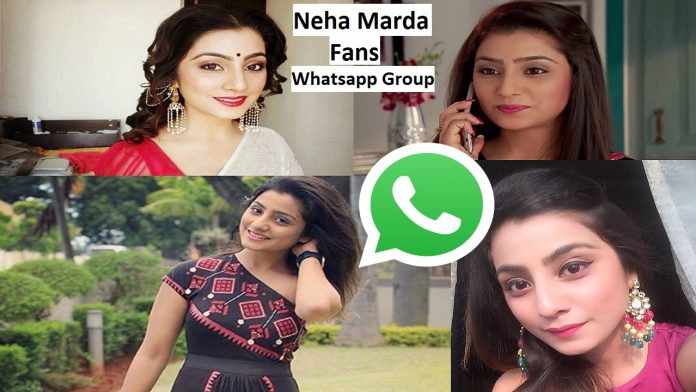 Neha Marda Fans Whatsapp Group Link