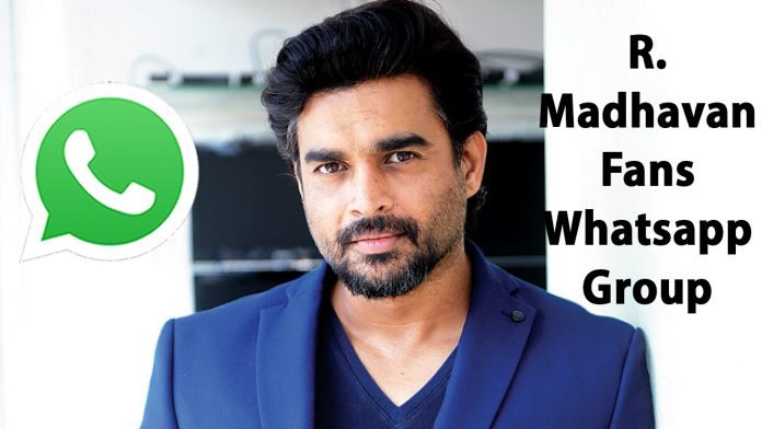 R. Madhavan Fans Whatsapp Group Link
