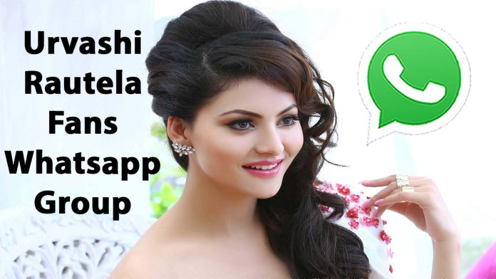 Urvashi Rautela Fans Whatsapp Group Link
