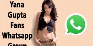 Yana Gupta Fans Whatsapp Group Link