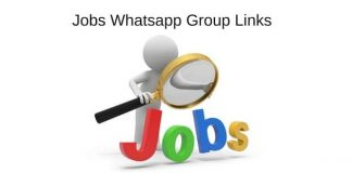 Join latest 5555+ WHATSAPP JOB GROUP JOIN LINK