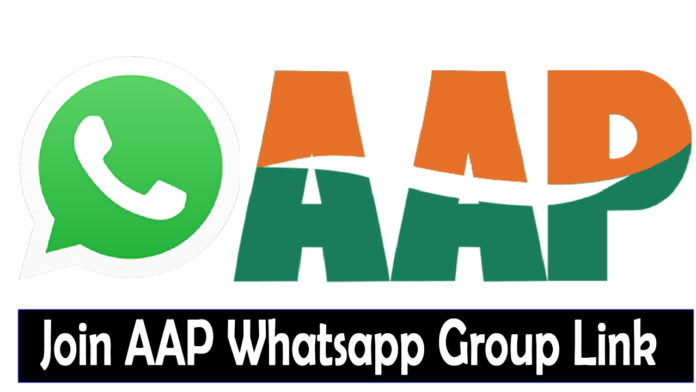 JOIN AAP WHATSAPP GROUP LINKS LISTS