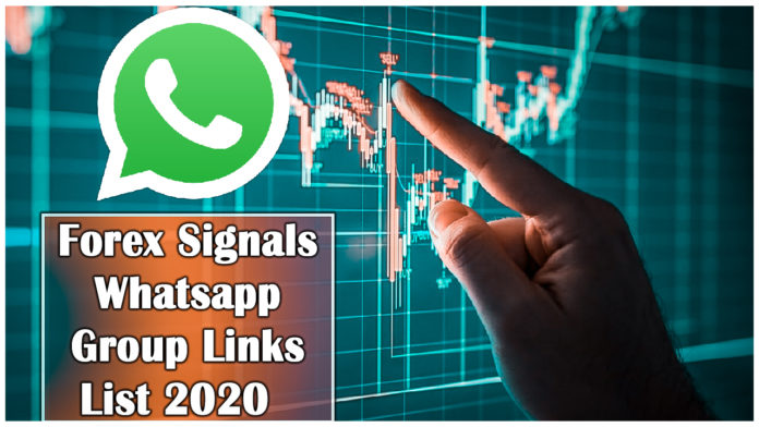 Join 200+ Forex Signals WhatsApp Group Links list 2020