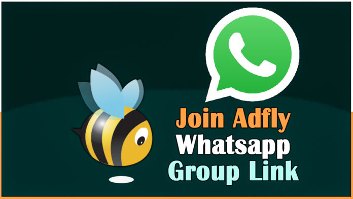 Join Adfly WhatsApp Group Link
