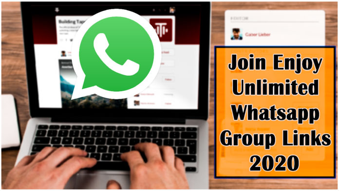 Join Enjoy Unlimited WhatsApp Group Links 2020