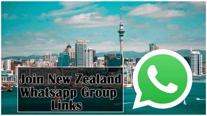 Join New Zealand Whatsapp Group Links