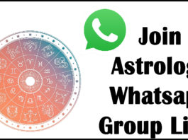 join Astrology Whatsapp Group Link