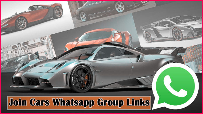 join Cars WhatsApp Group Links